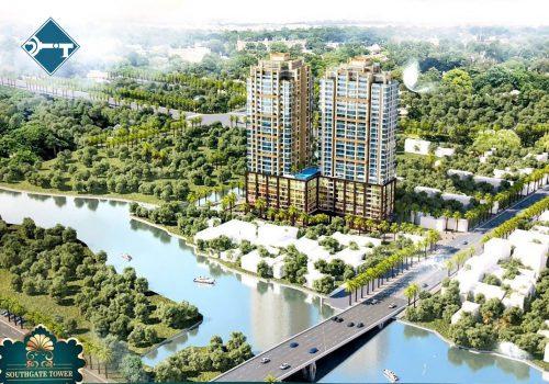 Dự án căn hộ Southgate Tower