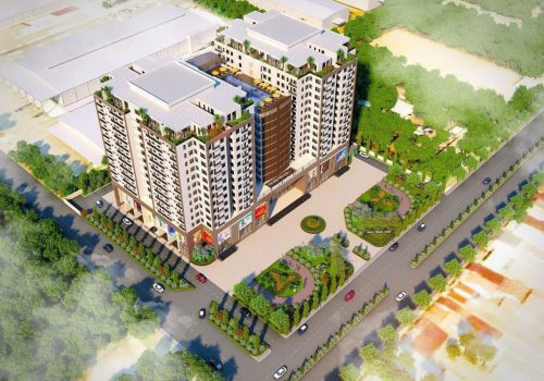 Dự án căn hộ Unico Thăng Long