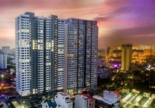 Cho thuê căn hộ Skyline An Gia