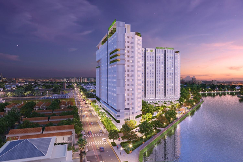 Dự án Everede City tại Long An được đông đảo khách hàng quan tâm