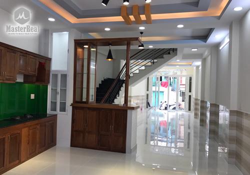 Bán nhà hẻm Hậu Giang Quận 6 HCM