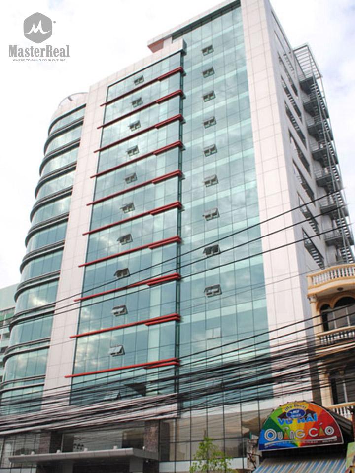 Cho thuê văn phòng quận 3 tòa nhà MBAMC tầng 6