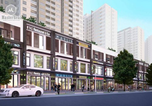 khu shop house du an akari city cua nam long