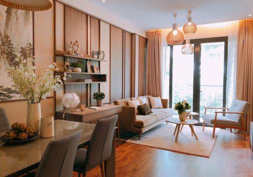 Nhà mẫu căn hộ Akari City Bình Tân