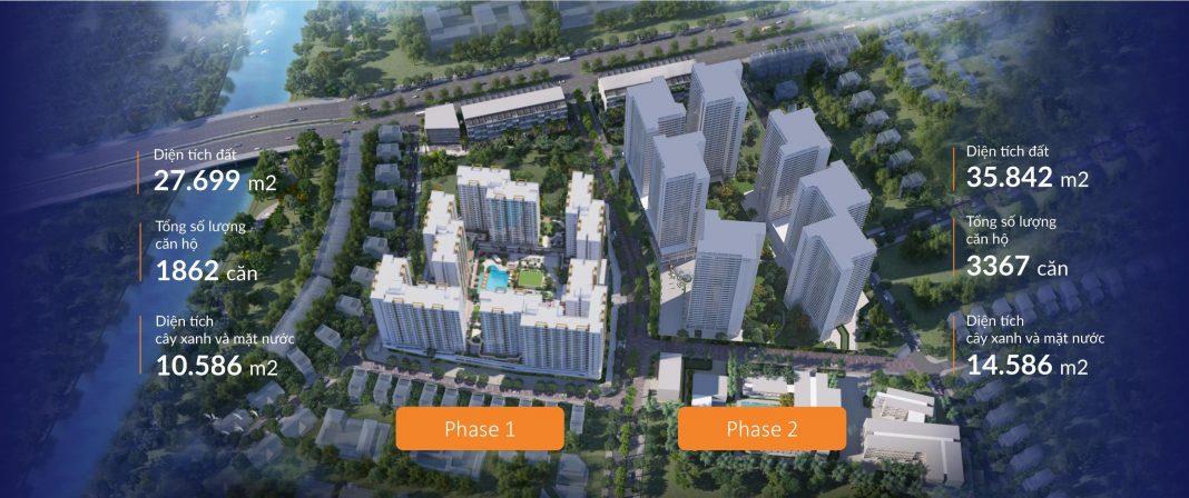 Dự án Akari City thu hút nhà đầu tư