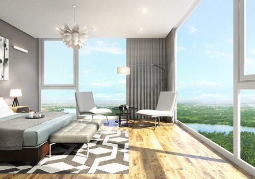 Không gian cũng là yếu tố quyết định đầu tư mua căn hộ