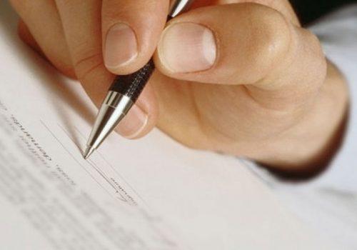 Ký kết hợp đồng mua bán nhà cần quan tâm điều gì