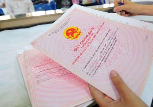 Sổ hồng là giấy tờ pháp lý vô cùng quan trọng