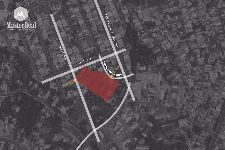 Vị trí căn hộ C Skyview hình 03