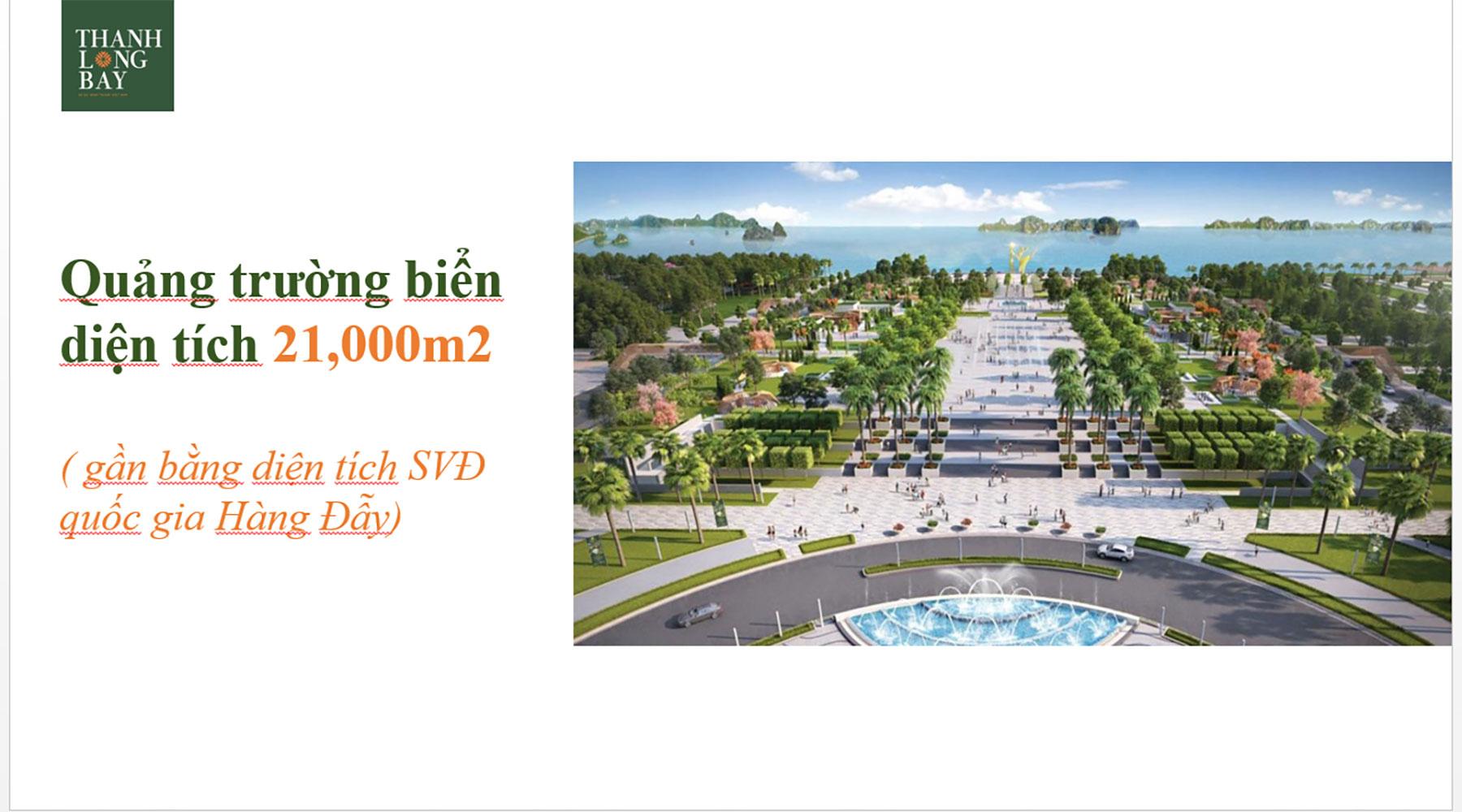 Tiện ích dự án Thanh Long Bay hình 01