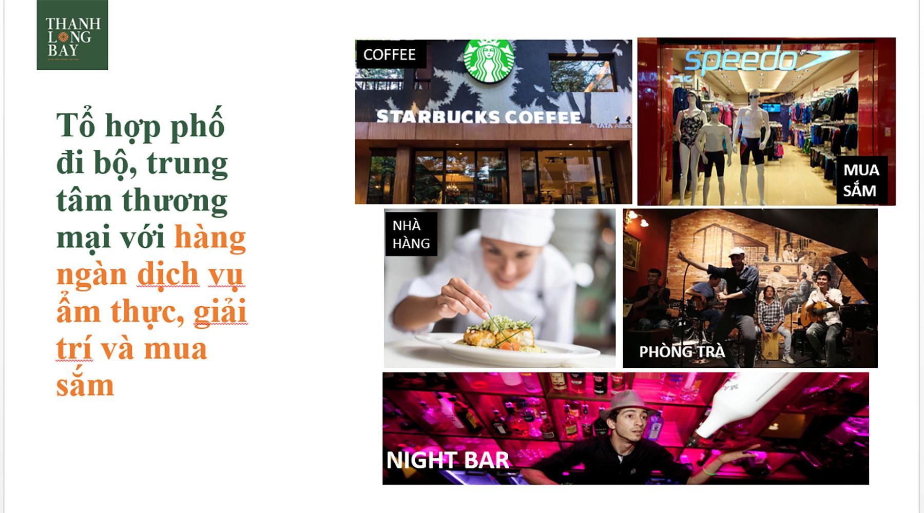 Tiện ích dự án Thanh Long Bay hình 05