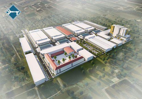 Dự án đất nền Thạnh Phú Center
