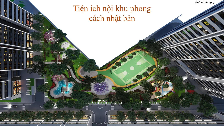 Tiện ích nội khu căn hộ Aio City Bình Tân hình 01
