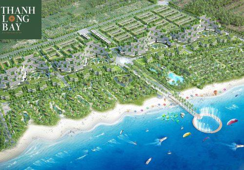 Tổng thể dự án Thanh Long Bay