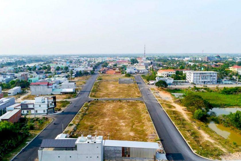 Long An: Hàng loại dự án BĐS bị thu hồi đất chậm triển khai. Ảnh minh họa