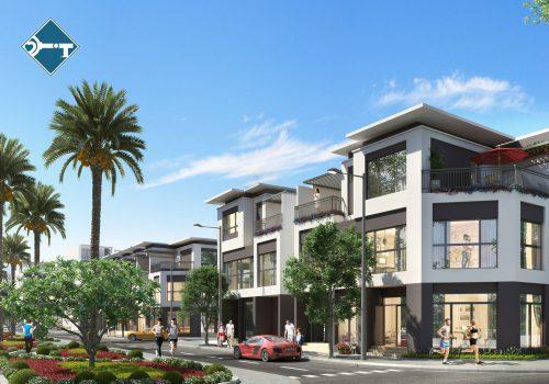 Đô thị Nhơn Hội New City mang đến không gian sống xanh trong từng sản phẩm