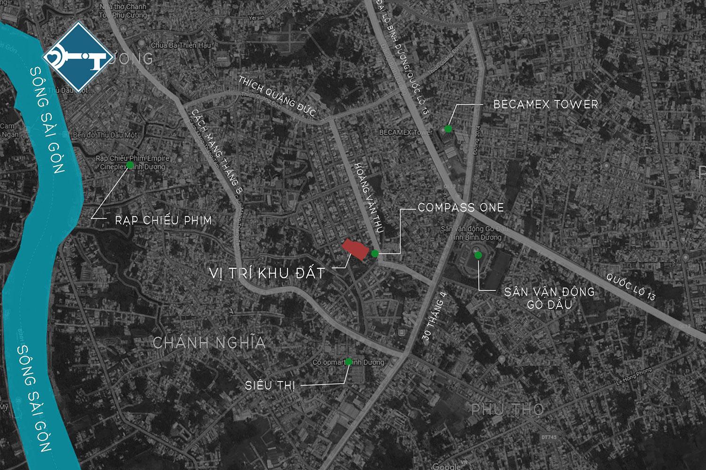 Dự án C Skyview sở hữu vị trí đắc địa bậc nhất