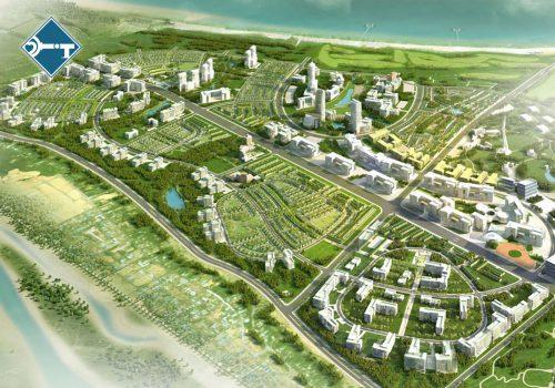 Khu đô thị sinh thái Nhơn Hội New City