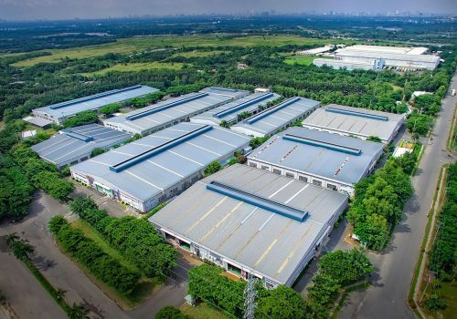 Bất động sản công nghiệp Việt Nam thu hút vốn đầu tư nước ngoài