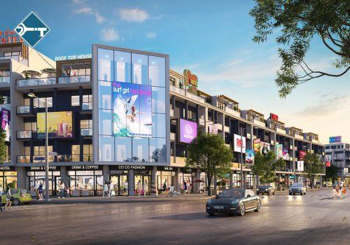 Đô thị sinh thái ven biển Nhơn Hội New City