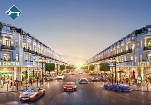 Dự án đất nền Icon Central hút nhà đầu tư