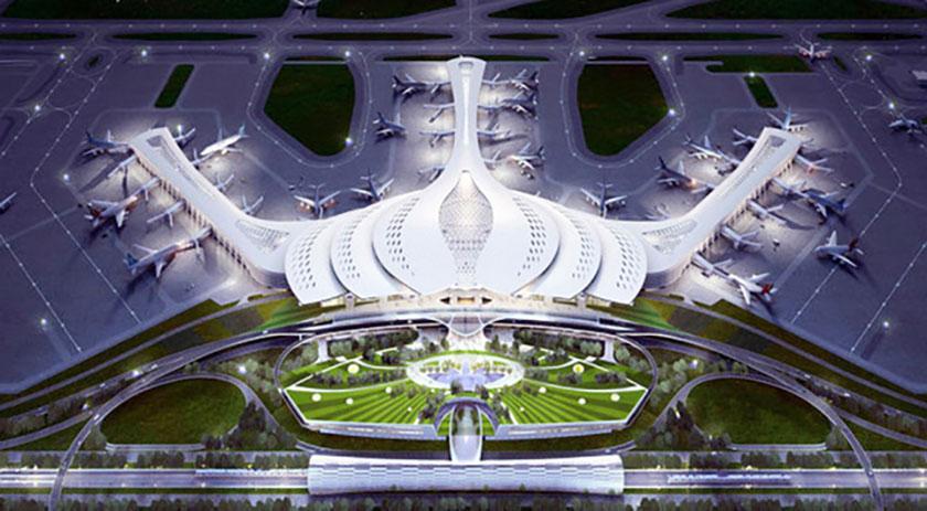 Dự án sân bay Long Thành có thể chậm tiến độ
