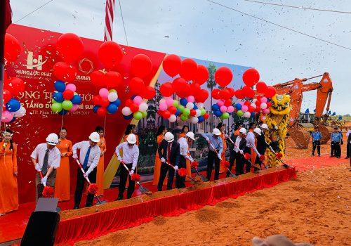 Lễ khởi công dự án Resort SummerLand Mũi Né
