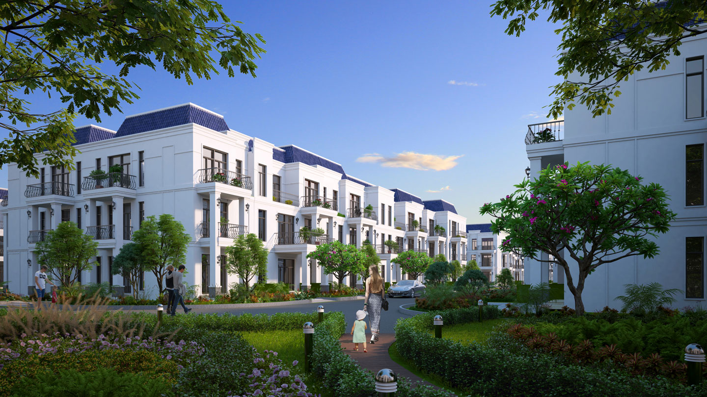 biệt thự nghỉ dưỡng, Phân khúc biệt thự nghỉ dưỡng trên thị trường, Đơn vị phân phối và phát triển Bất động sản | An Tường Real