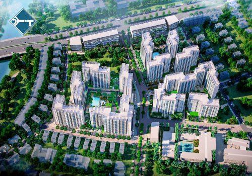 Akari City Bình Tân ra mắt 2 Block đẹp nhất