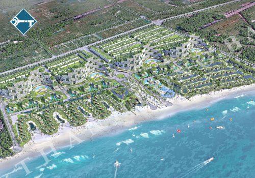 Bất động sản ven biển Kê Gà sôi động với dự án Thanh Long Bay