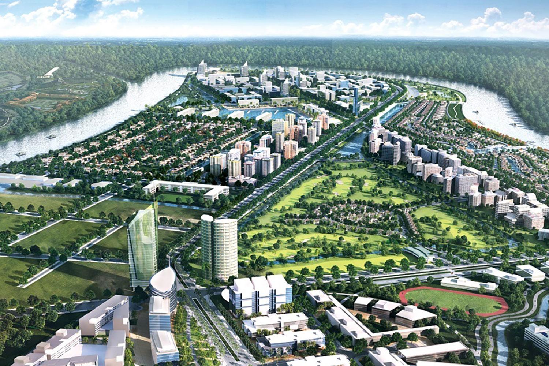 Dự án Waterpoint là tâm điểm trên thị trường bất động sản