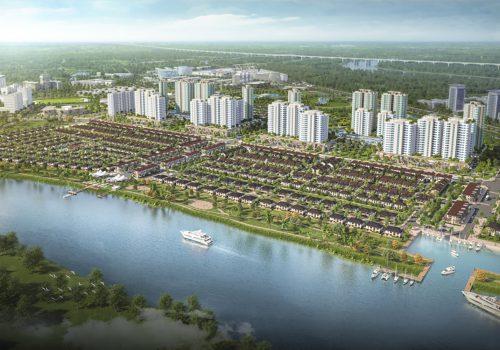 Khu đô thị sinh thái Waterpoint