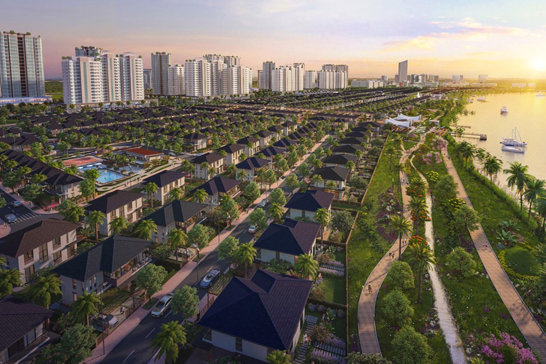 Khu đô thị sinh thái Waterpoint sở hữu nhiều ưu điểm nổi bật
