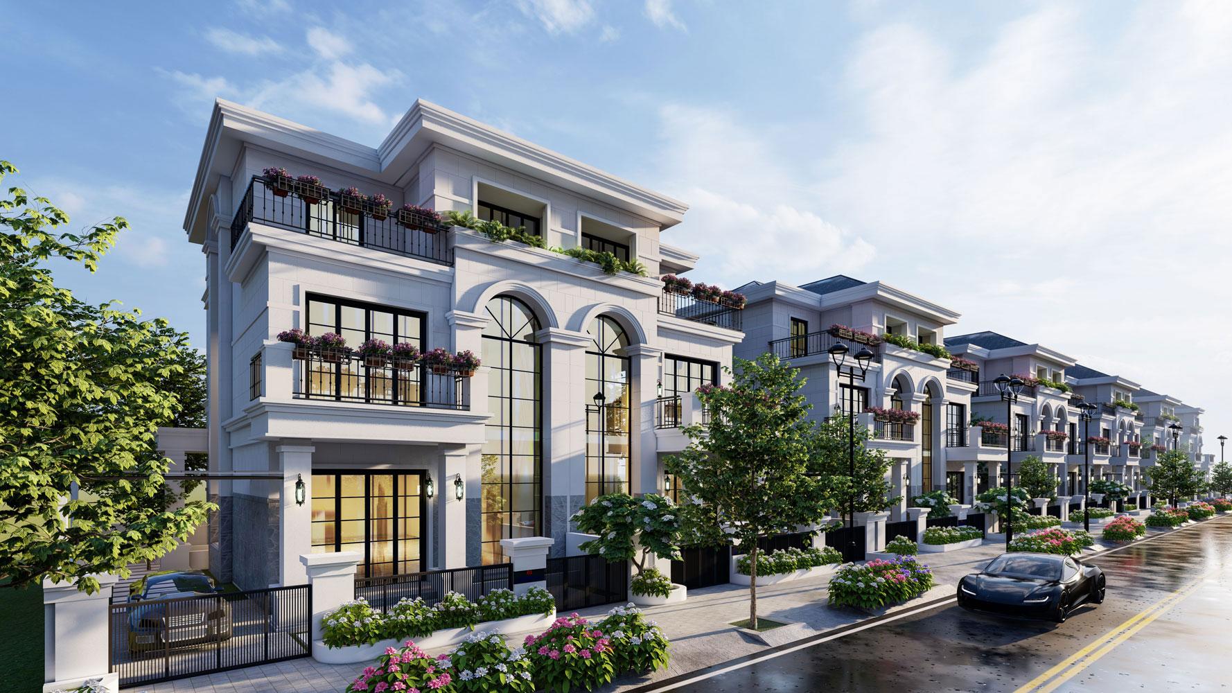 biệt thự nghỉ dưỡng, Phân khúc biệt thự nghỉ dưỡng trên thị trường, Đơn vị phân phối và phát triển Bất động sản | An Tường Real, Đơn vị phân phối và phát triển Bất động sản | An Tường Real