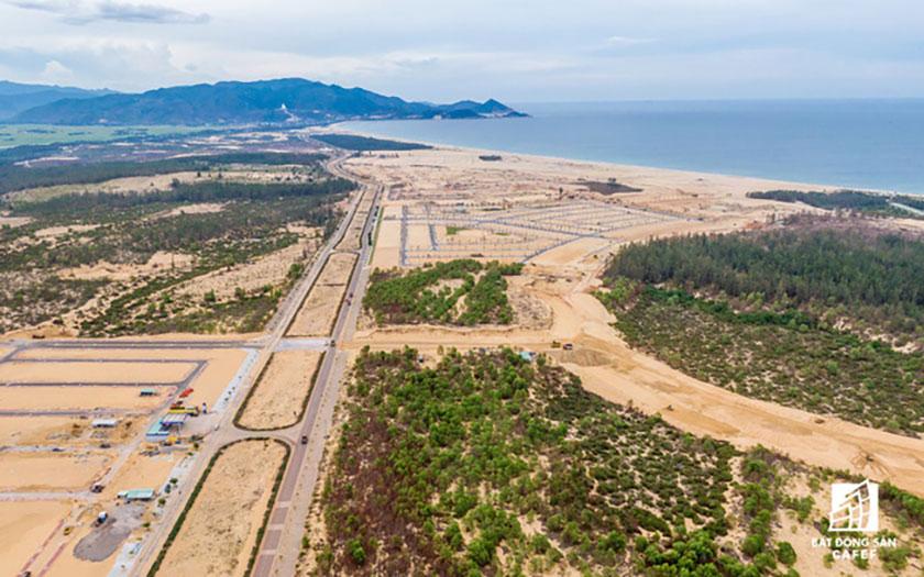 Phát Đạt được chấp thuận đầu tư phân khu số 9 khu kinh tế Nhơn Hội