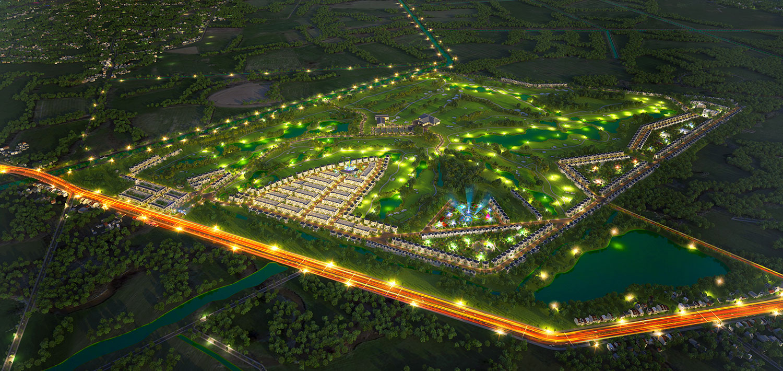 west lakes, Dự án West Lakes Golf & Villas và vị trí vàng trên đường cao tốc Trung Lương – TP.HCM, Đơn vị phân phối và phát triển Bất động sản | An Tường Real, Đơn vị phân phối và phát triển Bất động sản | An Tường Real