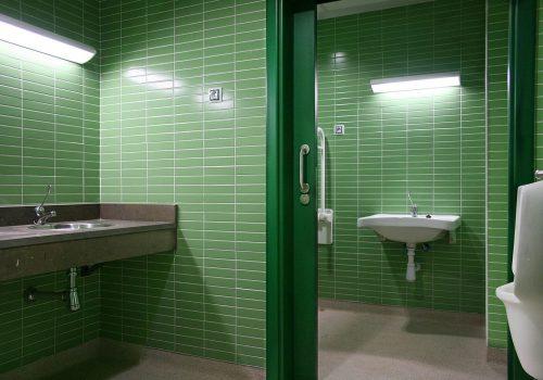 Phòng tắm là nơi để thư giãn và cũng nguy hiểm. Đặc biệt là người cao tuổi