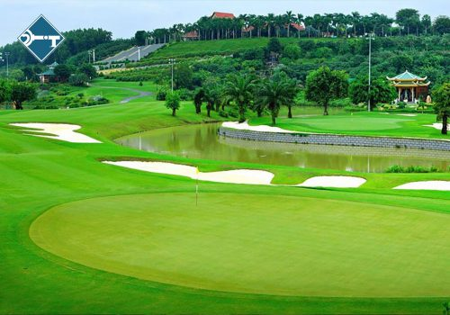 san golf 18 lo trong du an west lakes long an