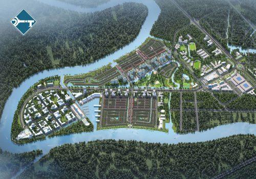 Waterpoint Long An thu hút giới đầu tư Hà Nội