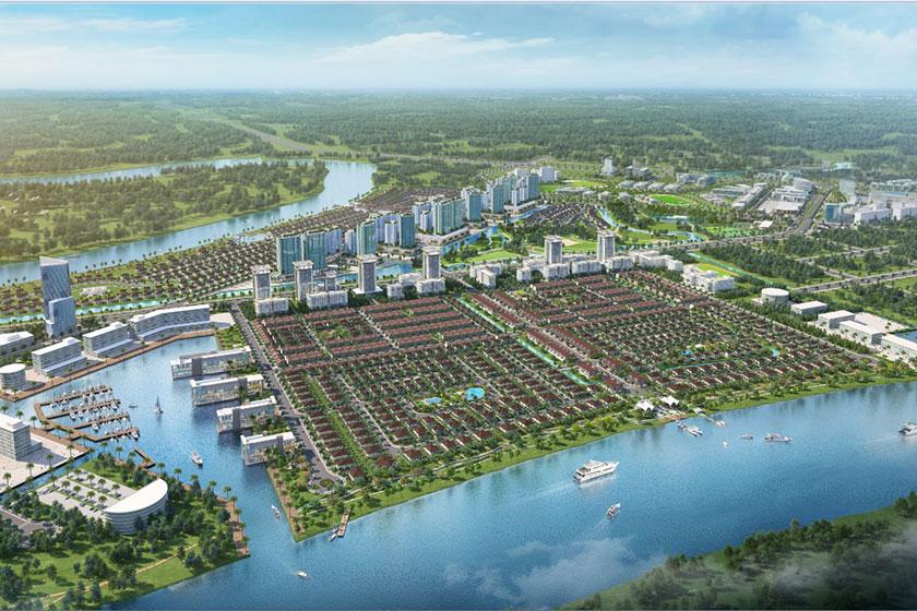 Waterpoint Nam Long đa dạng sản phẩm cho nhà đầu tư
