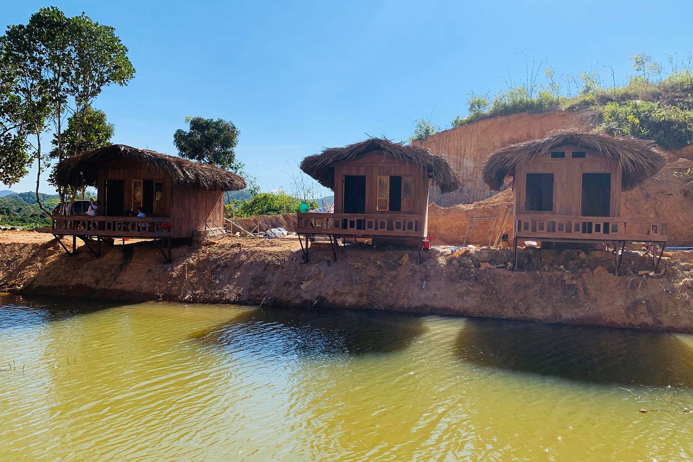 Farmstay Tân Lâm Nguyên là một khu du lịch sinh thái kết hợp nghỉ dưỡng
