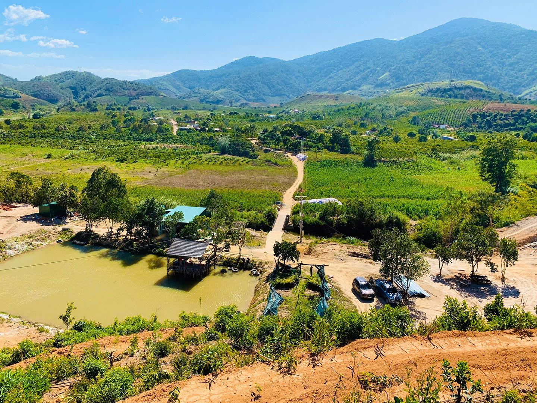 Mô hình trang trại sinh thái nghỉ dưỡng. Dự án Tân Lâm Nguyên