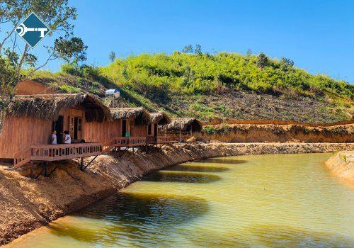 Trang trại sinh thái Tân Lâm Nguyên - Kênh đầu tư mới lý tưởng