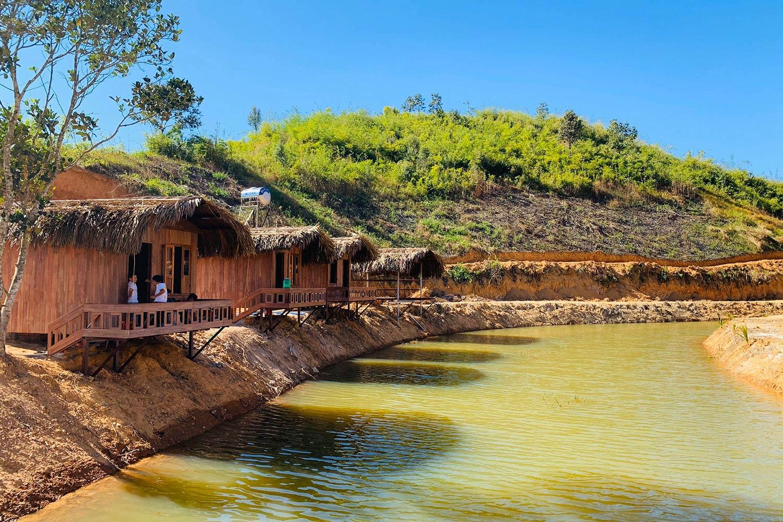 Đầu tư mua đất tại trang trại sinh thái Tân Lâm Nguyên giúp sinh lời cao và nhanh chóng