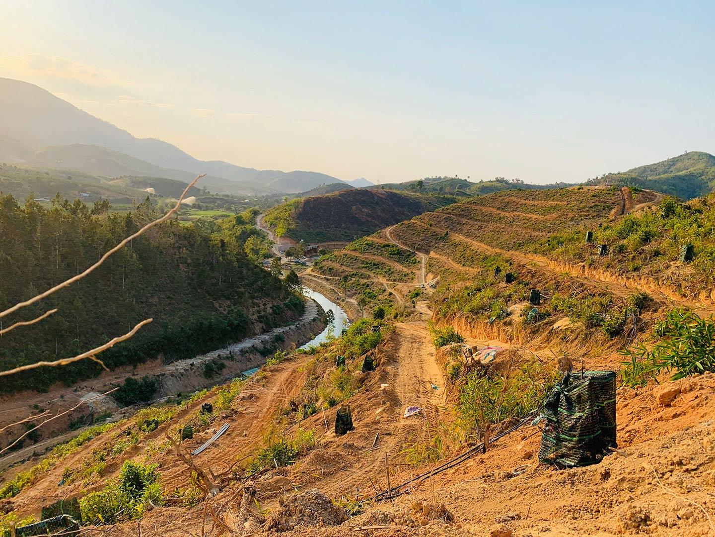 Hình ảnh thực tế dự án Tân Lâm Nguyên đang là tâm điểm của các nhà đầu tư