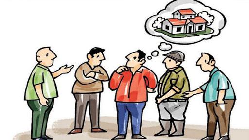 Mượn tuổi xây nhà có quan trọng không. Ảnh minh họa