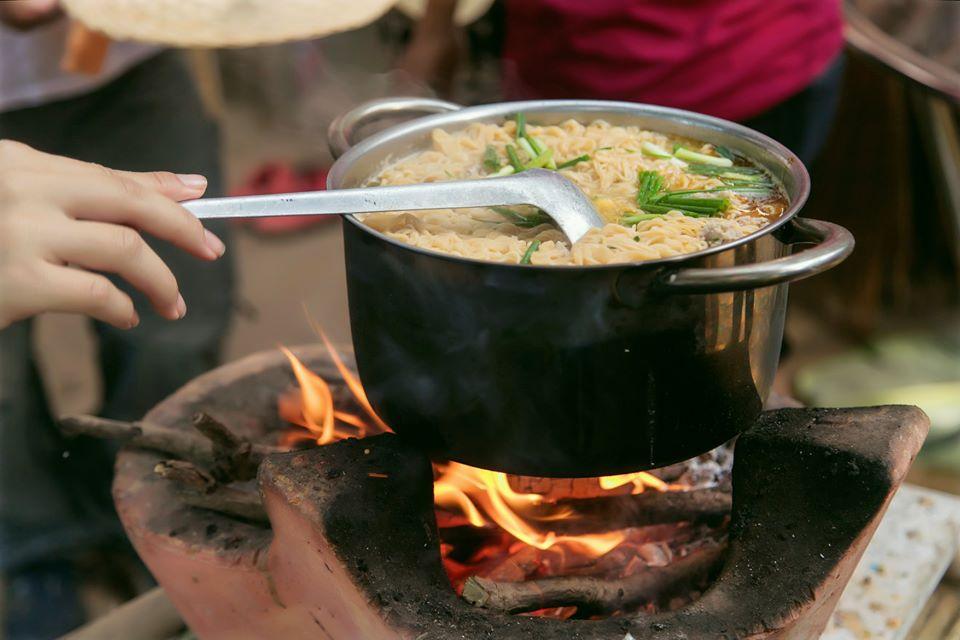 Tại AN bạn sẽ được thưởng thức những món ăn dân dã, bình dị