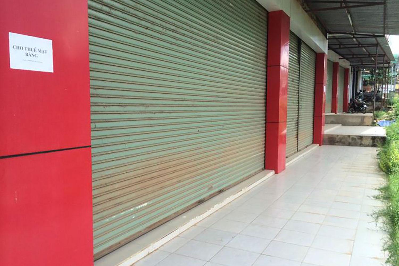 Sau dịch, thị trường mặt bằng bán lẻ cho thuê tại Hà Nội vẫn hiu hắt khách thuê.