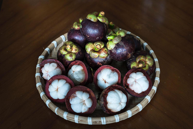 Tại An's Farmhouse bạn sẽ được thưởng thức các loại trái cây như: Măng cụt, bơ, chôm chôm,... và nhiều hơn nữa