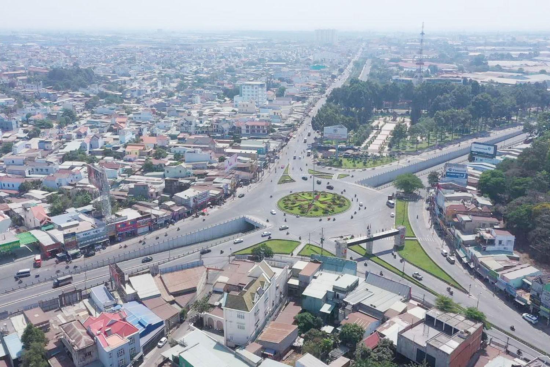 Theo quy hoạch, Trảng Bom sẽ sớm phát triển kết nối với TP. Biên Hòa hình thành trục giao thương trọng điểm của tỉnh Đồng Nai